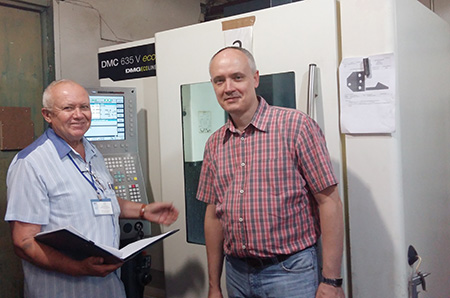 Аудит ISO 9001:2015 - внедрено новое оборудование
